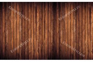 Фототапети кафяво дърво редени греди в 2 цвята