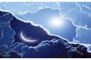 Фототапети композиция ден и нощ