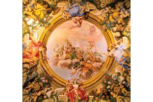 Фототапети с ангели класика за таван