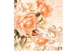 Фототапети красиви цветя с нежни мотиви