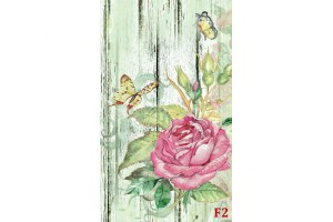 Фототапети винтидж ретро стил розово цвете