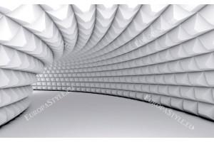 Фототапети модерна спирала тунел
