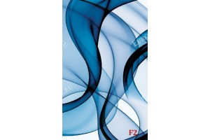 Фототапет вълни в синьо