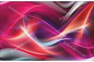 Фототапет абстракция тъмна в лилаво