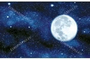 Фототапети изглед нощно звездно небе и земята