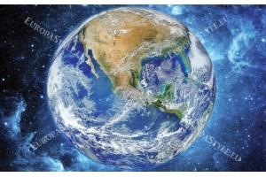 Фототапет изглед Панетата Земя