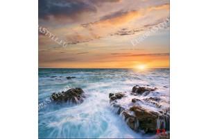 Фототапети красив морски залез 2