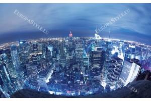 Фототапети панорама изглед Манхатън кула 2