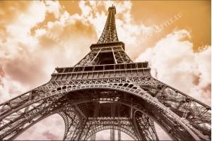 Фототапети Айфеловата кула в 2 варианта фон
