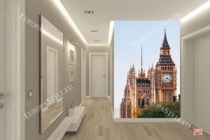 Фототапети Лондон кулата Биг Бен