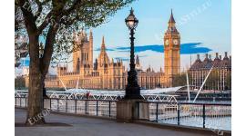 Фототапети градски пейзаж от Лондон и Темза