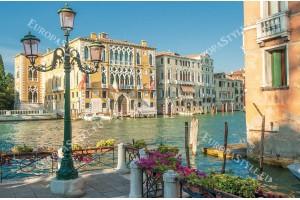 Фототапети красив изглед Венеция със сгради