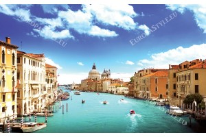 Фототапет изглед Гранде канал Венеция