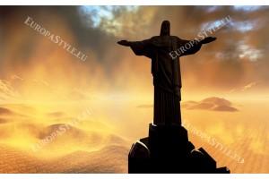 Фототапети изглед на паметника в Рио де Жанейро