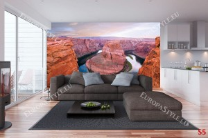 Фототапети внушителен изглед от Гранд Каньон