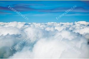 Фототапети синьо небе и красиви облаци