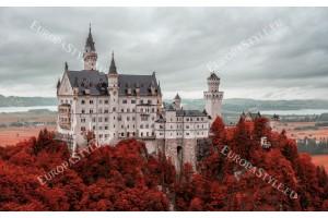 Фототапети красив замък в Германия