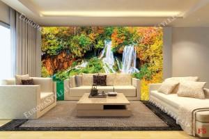 горски водопад есен 2