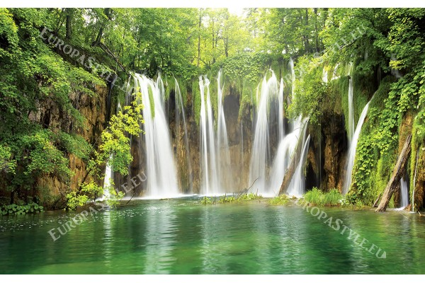 горски водопад завеса 2