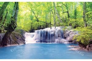 Фототапети прекрасен горски водопад