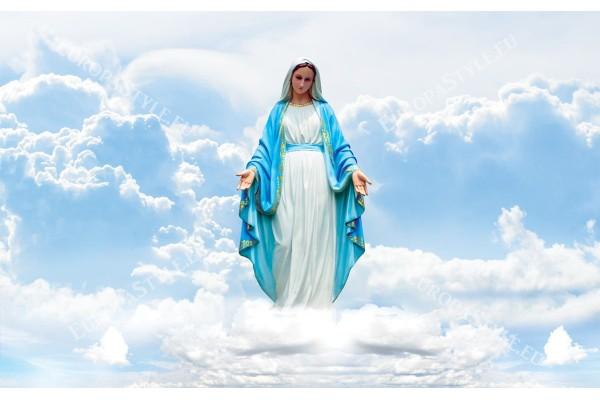 Фототапет-30% размер 200 см-130 см - Дева Мария
