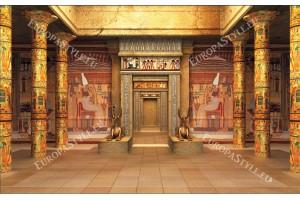 Фототапети египетска гробница на фараон