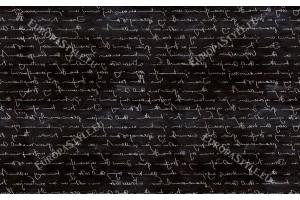 Фототапети арт надписи в черно и бяло