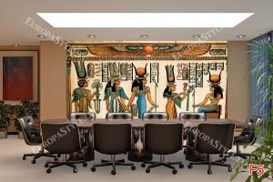 Фототапети египетски исторически стенописи