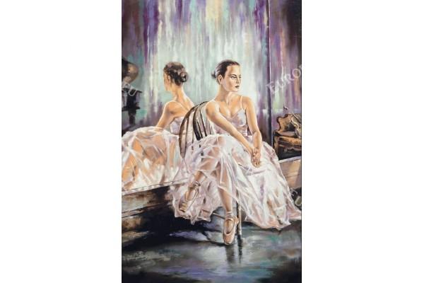Фототапет арт пано с балерина