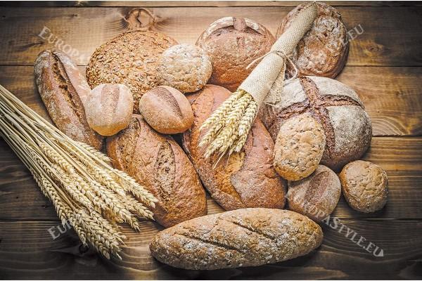 колаж микс от хляб
