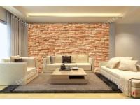 Фототапети имитация на камък за стена