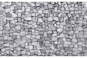 каменна стена камък груб в сив цвят 2 нюанса