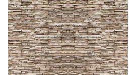 Фототапет имитация на камък стена натурален 3
