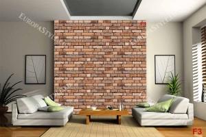 Фототапет перфектна имитация на стена камък в 2 разцветки