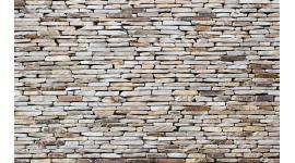 Фототапет имитация стена зид от камък външен