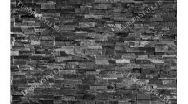 Фототапет имитация тъмен камък