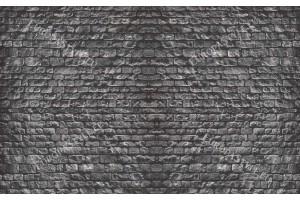 Фототапети имитация стена тъмен камък в 2 цвята