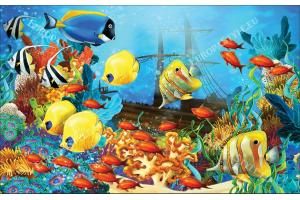 Фототапети красиво морско дъно