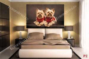 Фототапети малки сладки кученца