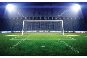 Фототапети стадион светлини с голяма врата