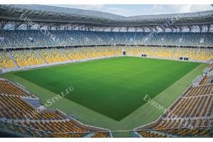 Фототапет изглед на голям стадион