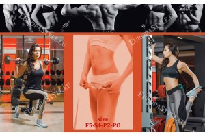Фототапети за дамски фитнес