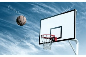 Фототапет баскетболно табло
