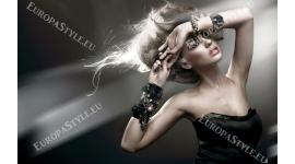 Фототапети фешън модел жена с бижута