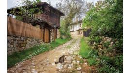 Фототапети стари селски автентични български къщи
