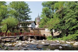 Фототапети изглед Дряновски манастир