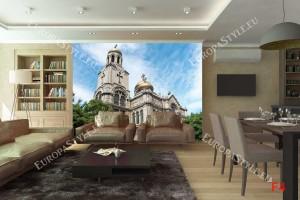 Фототапети храм-Катедралата във Варна