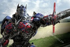Фототапети робот в битка