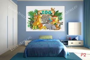 Фототапети животни зоологическа градина