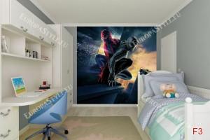 Фототапети любим супергерой за деца